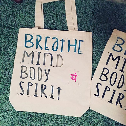 Breathe, Mind, Body, Spirit