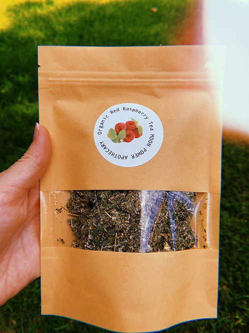 Organic Loose Leaf Teas