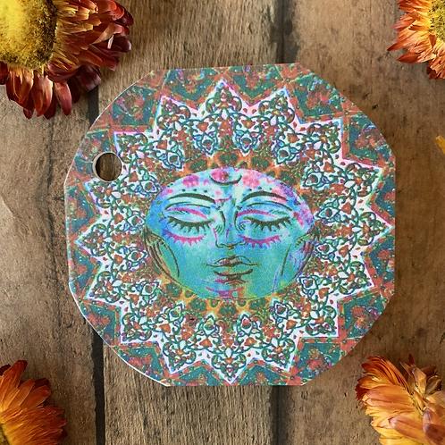 Moon Goddess Hang Tags