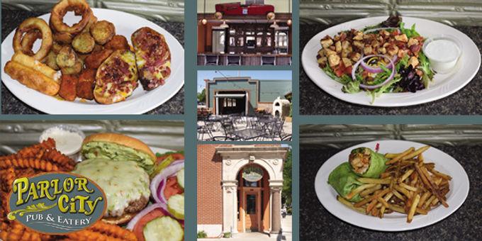 Parlor City Pub & Eatery