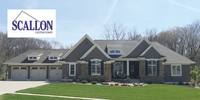 Helping Clients Build the Home of Their Dreams           Scallon Custom Homes