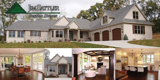 Building a Legacy  Home           Jim Sattler Custom Homes