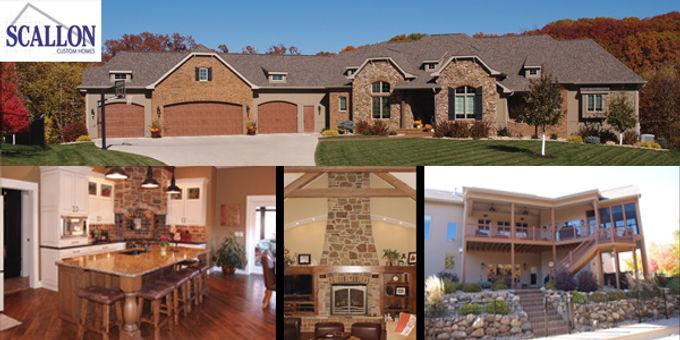 Building Your Dream Home           Scallon Custom Homes
