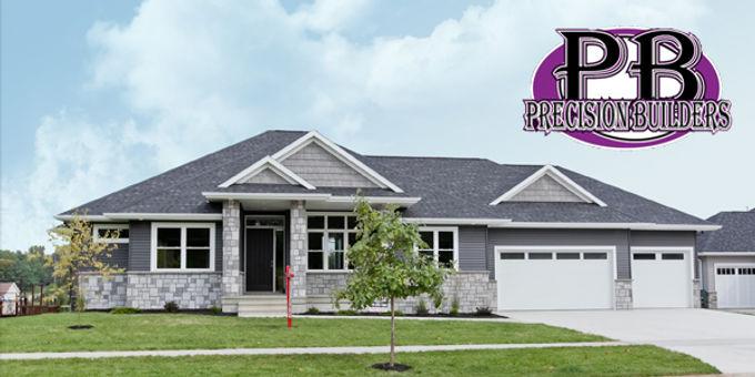 Precision Builders Award-Winning  Home