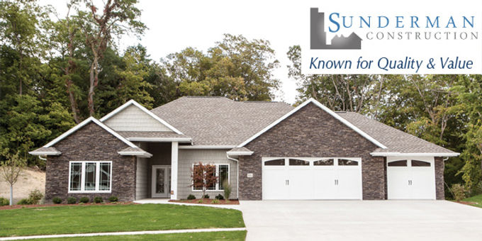 A Luxurious Home  Built for You           Sunderman Construction
