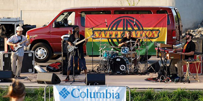 Natty Nation hits mark with Reggae on the River