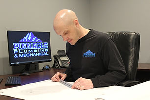 Bart Glowacki Pinnacle Plumbing Mechanical Contractor