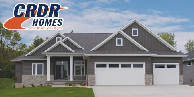 A Spacious Home Full of Amenities           CRDR Homes