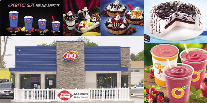 Dairy Queen on Seventh Avenue in Marion!