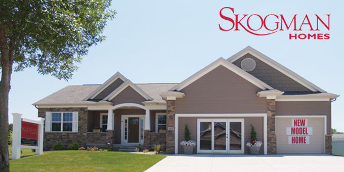 Building a Model of Excellence           Skogman Homes