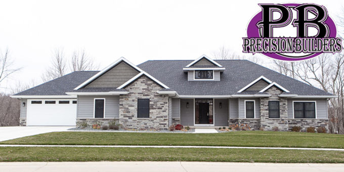 Creating a Uniquely  Home Designed for You           Precision Builders
