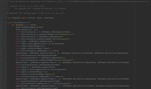 Qt/Pyside2 GUI Maya Python Scripting