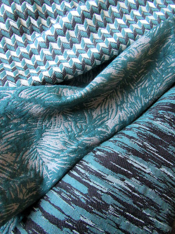 BLUE MAHOE GRADUATE COLLECTION | Jacquard Fabric Collection