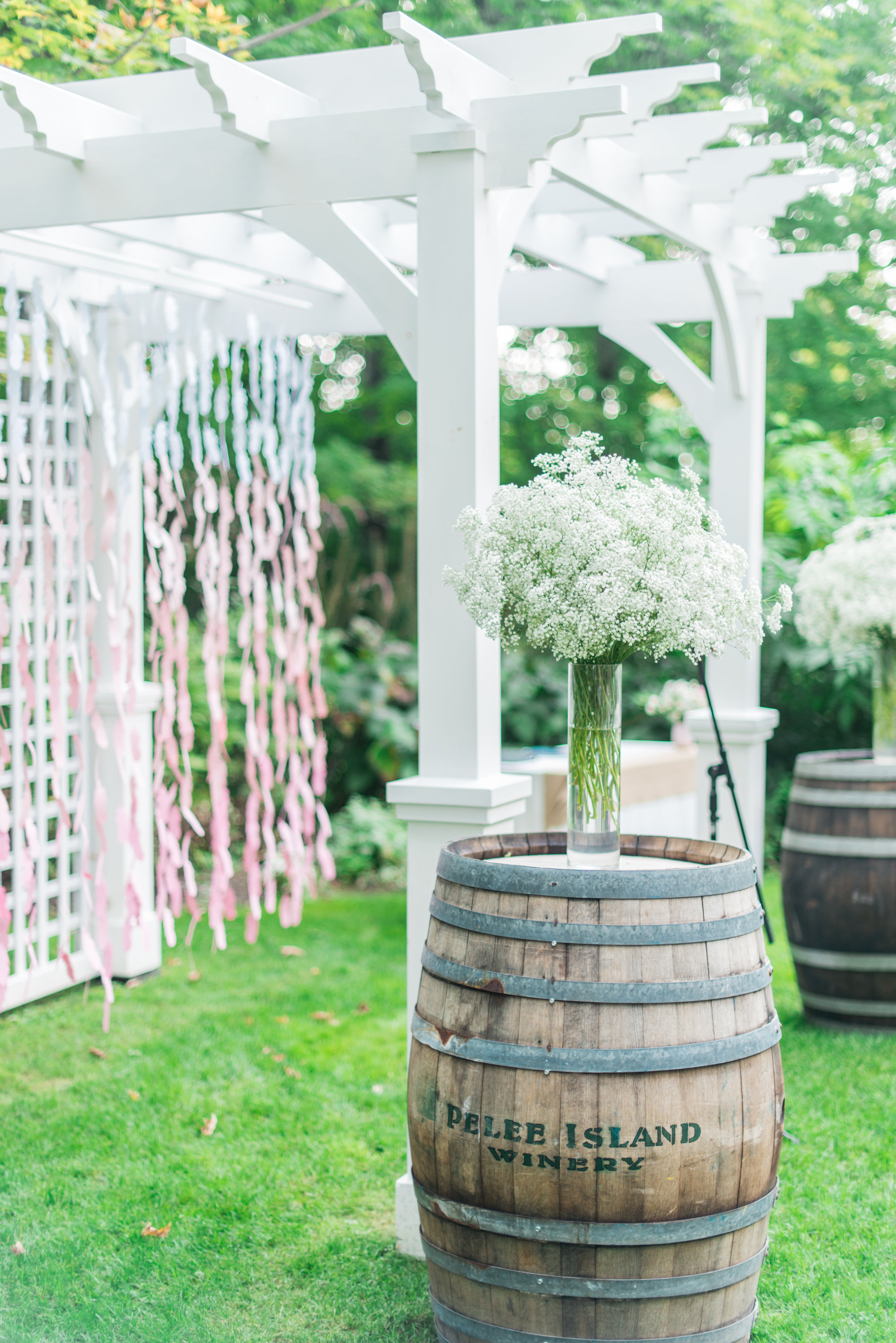 A+R's Rustic Sugar Bush Wedding