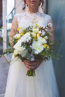 Rustic + Organic Wedding