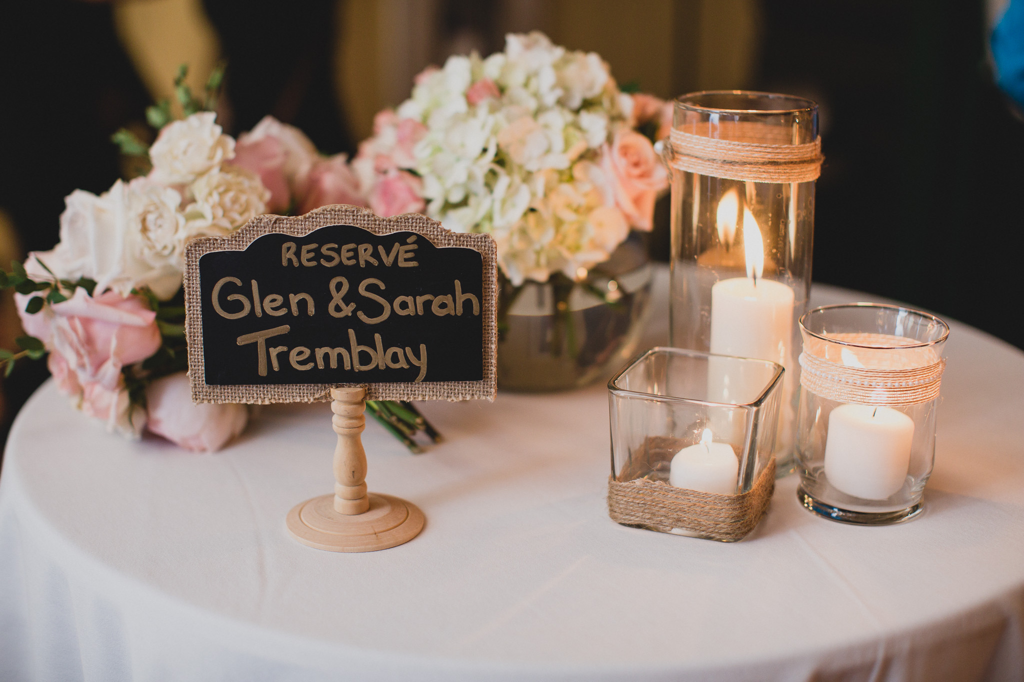 Laid back Montebello Wedding