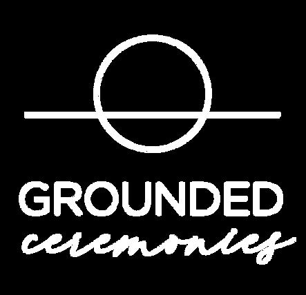 Grounded Ceremonies logo