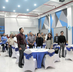 Soft Launching Trust Building, 29 Oct 2018