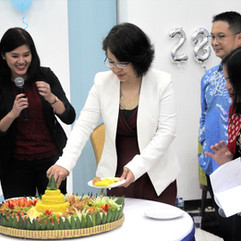 Soft Launching Trust Building, 29 Oct 2018