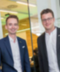 Dr. Daniel Schulten und Thomas Golatta - netzkern AG