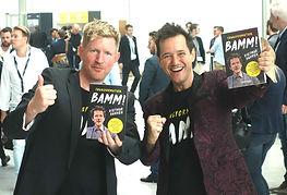Marcus Bnd und Dietmar Dahmen mit Transformation BAMM!