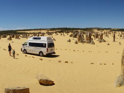 10. Perth bis Kalbarri