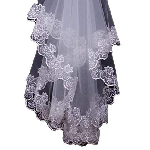 Tulle ~ White Lace