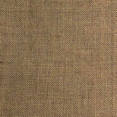 Table Topper ~ Real Burlap