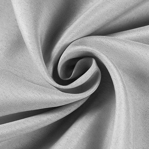 Napkin ~ Silver Polyester