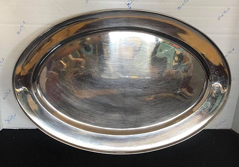 """22"""" Oval Serving Tray"""