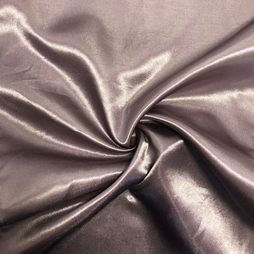 Table Runner ~ Dark Lilac Satin