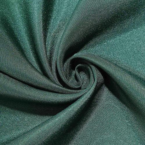 10' Rectangular ~ Hunter Green Polyester