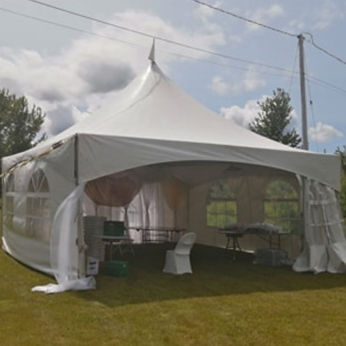 20ft x 20ft Marquee Tent