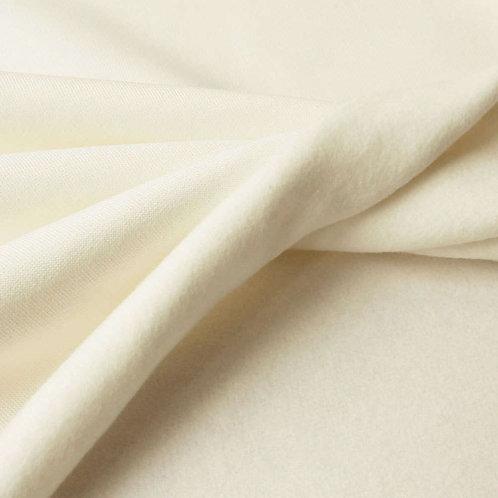 7' Rectangular ~ Ivory Cotton