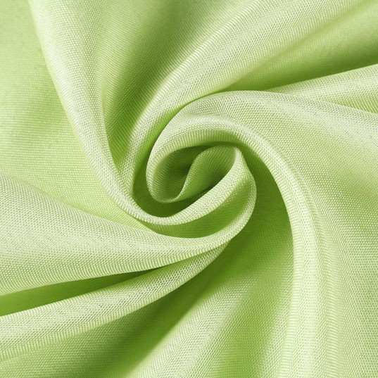 "108"" Round ~ Lime Green Polyester"