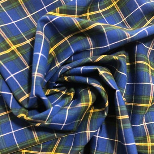 10' Rectangular ~ Nova Scotia Tartan