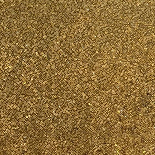 Table Runner ~ Gold Sequin