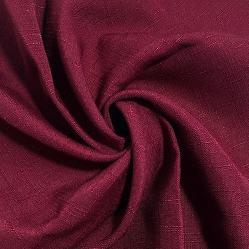 Napkin ~ Burgundy Rice