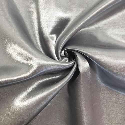 Table Runner ~ Silver Satin