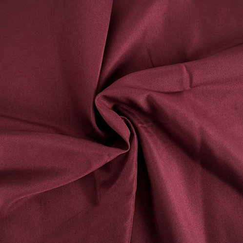 "108"" Round ~ Burgundy Polyester"