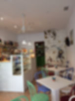 Nika Cafe interior view
