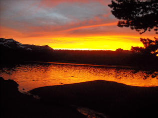 2 Upper Blue Lakes, Carson Pass CA-Ben B