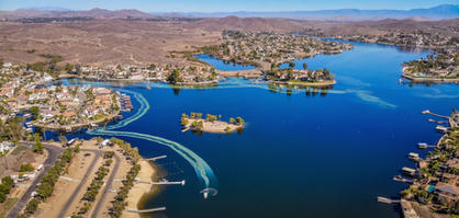 1 1  Canyon Lake Res Canyon Lake CA Terr