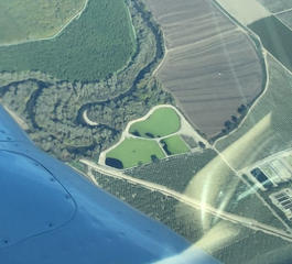 Salinas Ponds - Modesto green ponds Paul