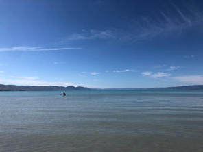 2 Bear Lake on the Utah-Idaho line -Feli