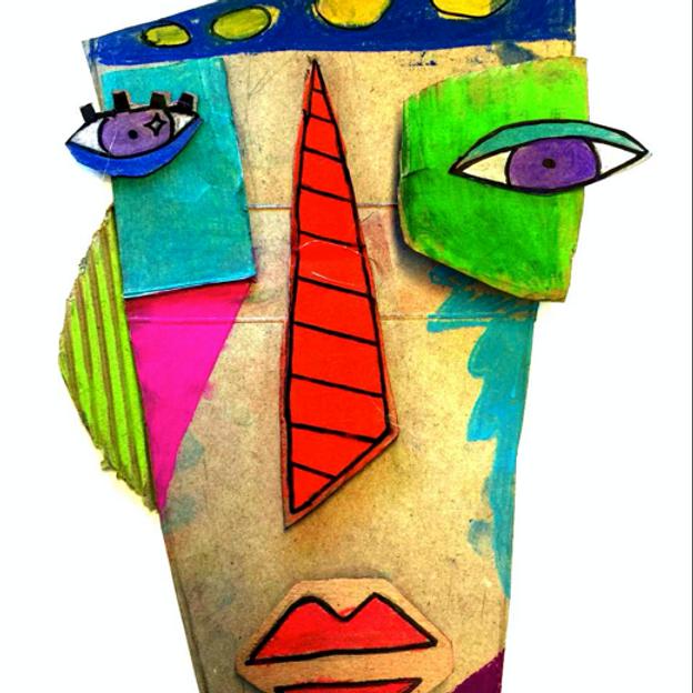 Mask-Making For Kids