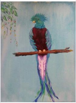 Lesanne Burchell Quetzal