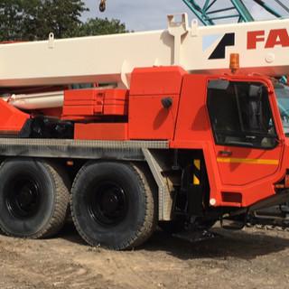 Tadano Faun ATF50-3