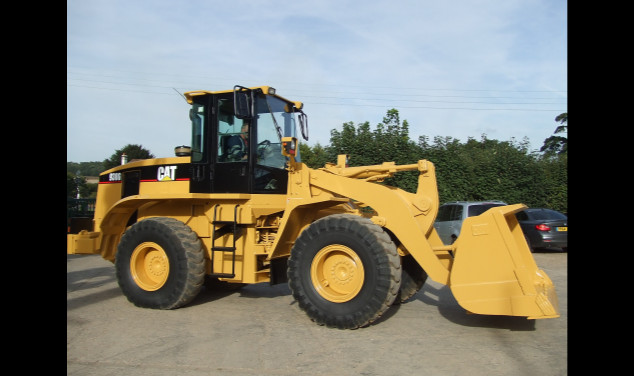 Caterpillar 938G-II