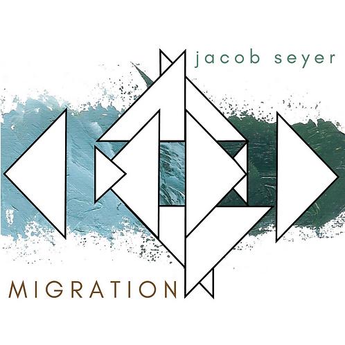"""""""Migration"""" - Debut Full Length LP (CAD)"""